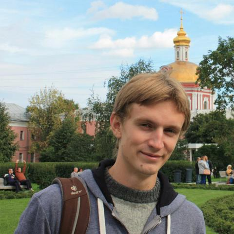 Максим Радионов