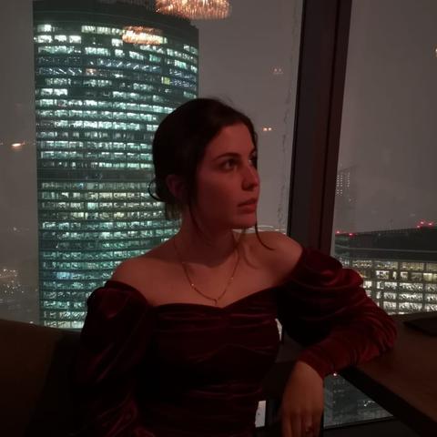Екатерина Юшкина
